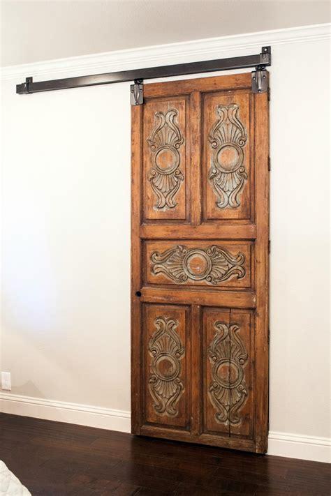 Antique Closet Doors Fixer Midcentury Quot Asian Ranch Quot Goes Country Sliding Barn Door Hardware Barn