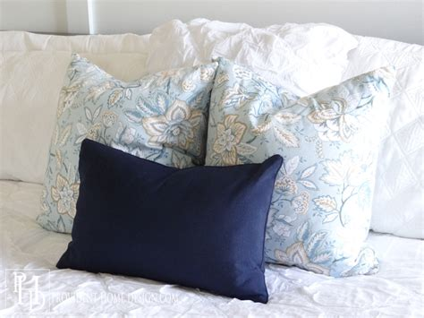 decorative pillows for bedroom beautiful bedroom makeover on a budget