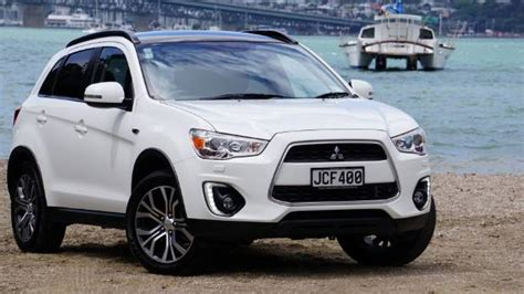mitsubishi old models mitsubishi asx is a baby suv that s actually quite old