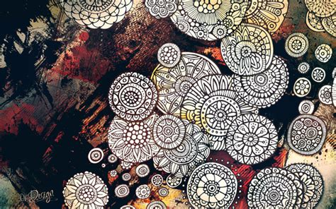 doodle wallpaper doodle wallpapers on behance