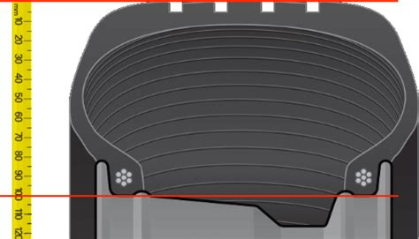 tire section height tire dimensions and measurements discount tire