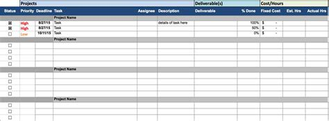 Project Management Templates Excel Freeware Project Management Spreadsheet Gantt Sosfuer Management Spreadsheet Template
