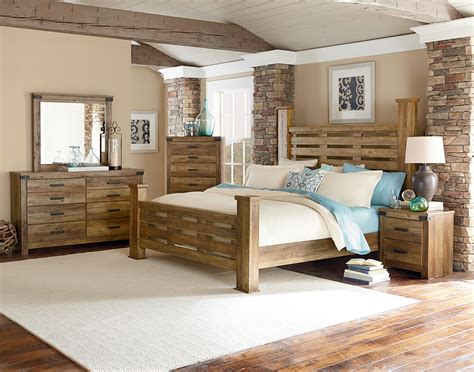 montana bedroom furniture collection standard furniture montana queen bedroom group olinde s