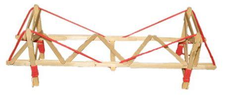 Popsicle Stick Suspension Bridge 10 Diy Popsicle Stick Bridge Designs And Tutorials Hative