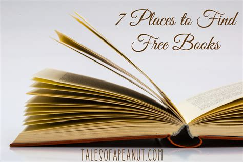 7 Places To Buy by 7 Places To Find Free Books Jenn Elwell