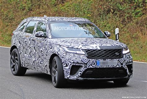 2019 Land Rover Svr by 2019 Land Rover Range Rover Velar Svr And