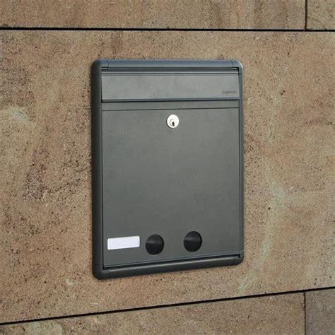 cassette postali incasso muro cassetta postale incasso