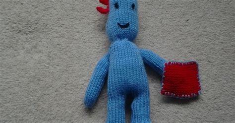 knitting pattern iggle piggle knitted iggle piggle knitting pinterest