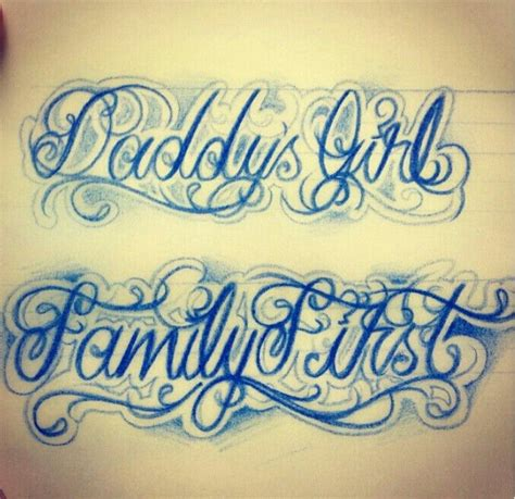 tattoo family lettering 12 best images about lettering on pinterest infinity