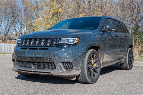 jeep hawk track 8 things we learned living with the 2018 jeep grand