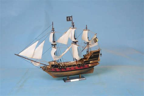 Pirate Ship 36 Quot Ship - buy black bart s royal fortune model pirate ship 36 inch