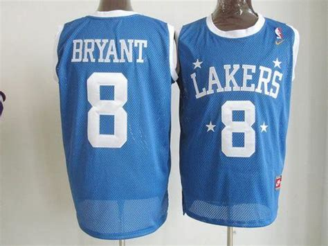 Bryant Nba Jersey lakers 8 bryant blue stitched throwback nba jersey nba los angeles lakers 176 20 00
