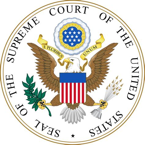 Simple Search Wi Courts File Seal Of The United States Supreme Court Svg Simple The Free