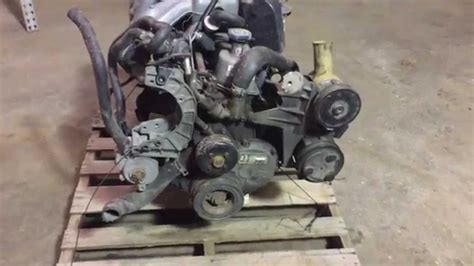 1995 ford f150 6 cylinder 1995 ford f 150 4 9l 300 six engine with 24k for