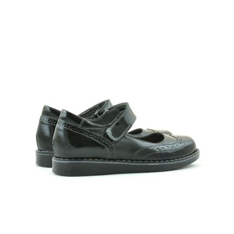 children shoes 153 patent black combined affordable