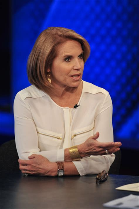 katie couric latest pics katie couric pictures katie couric visits the o reilly