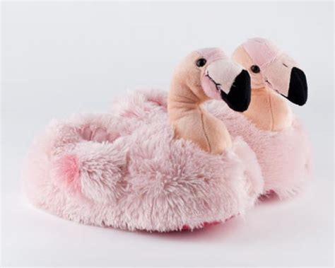 animals slippers pink flamingo slippers flamingo slippers