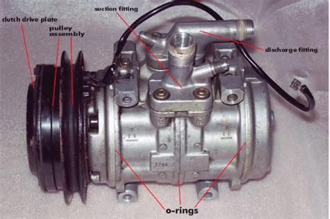 porsche 911 nippondenso a c compressor rebuild 911 1965 89 930 turbo 1975 89 pelican