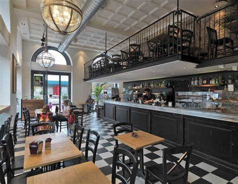 cafe design italy binary 11 bakery caf 232 by andrea langhi design milan