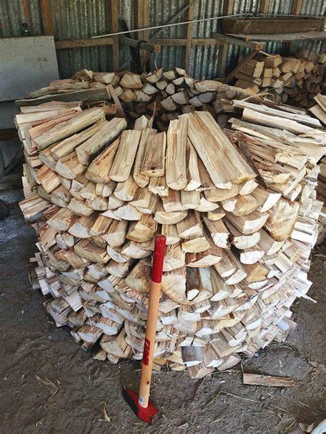 secrets  stacking wood   norwegian thisnzlife
