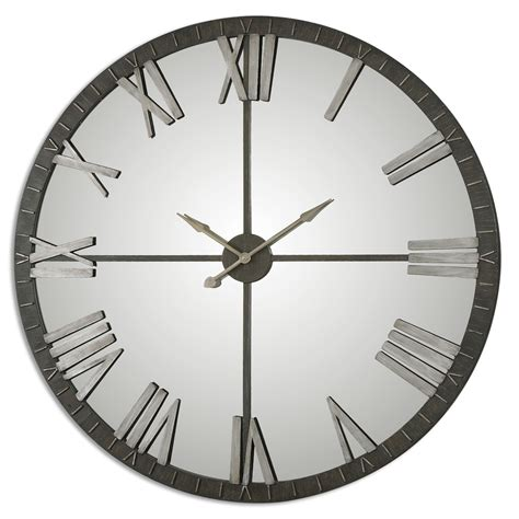 large wall clock large wall clocks oversized big clocks at clockshops com