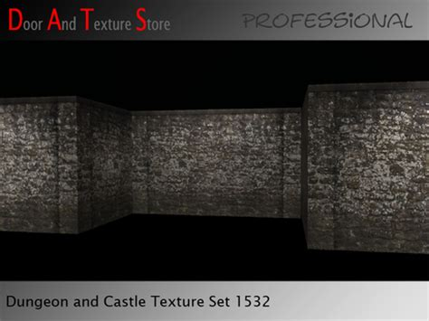 life marketplace dungeon texture set medieval