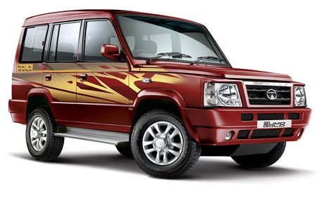 Interior Color Schemes by Tata Launches New Sumo Gold At 5 93 Lakhs Pic Amp Details