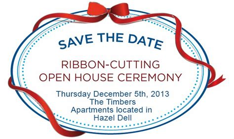 ribbon cutting template the management property and hoa management