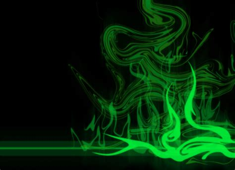wallpaper green smoke green smoke tribal fire by kerodhrone on deviantart