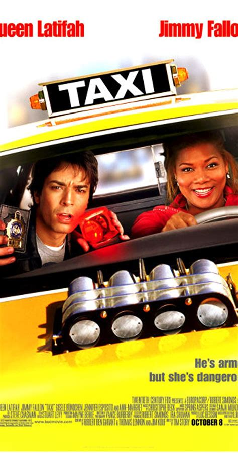 taxi film queen latifah taxi 2004 imdb