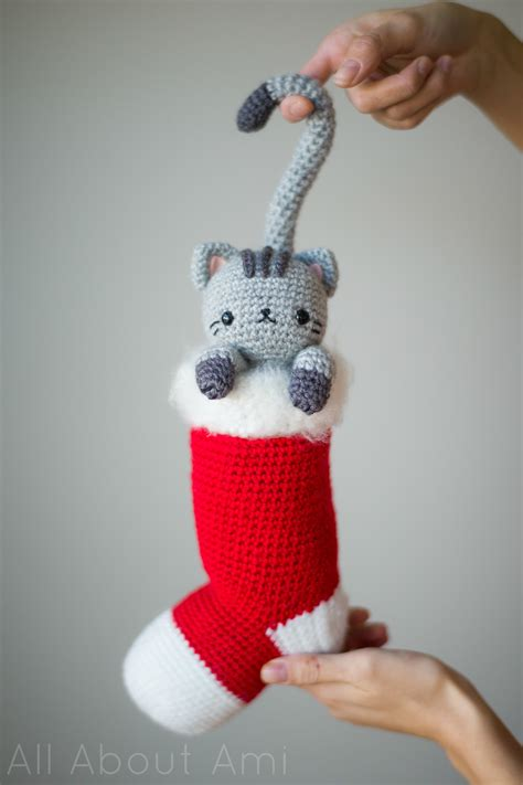 pattern for cat christmas stocking chester the cochet cat crochet pattern free crochet