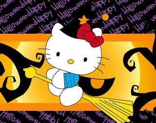 imagenes kitty halloween navegando por la red lo encontr 233 halloween con hello kitty