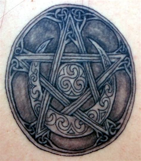 wiccan tattoos designs pagan tattoos