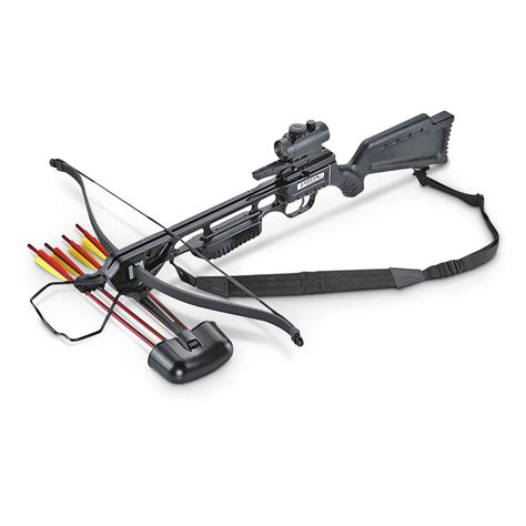 jaguar 175 lb crossbow ebay jaguar 174 150 175 lb crossbow 232350 crossbows