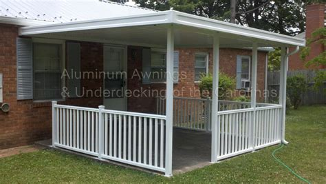 Atlanta Awning by Atlanta Ga Awning Installation East Coast Aluminum Awnings