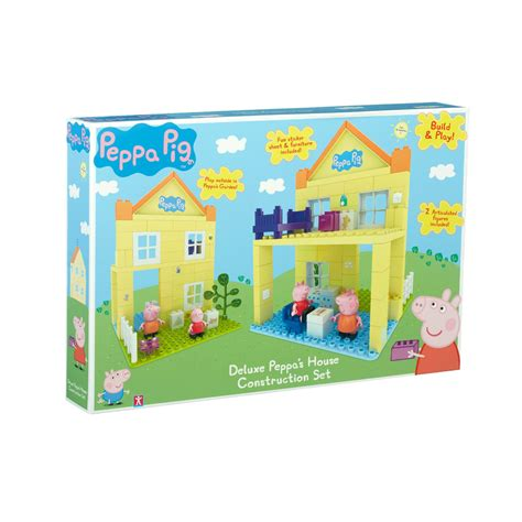 peppa pig dolls house peppa pig house 163 30 00 hamleys for peppa pig house toys and games