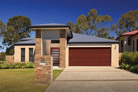 A And B Garage sectional panel lift doors ozwest garage doors
