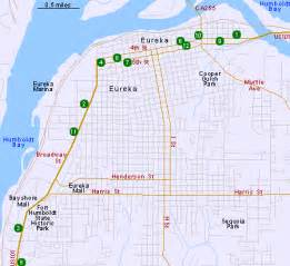 where is eureka california on a map hotels in eureka ca northwest california hotels