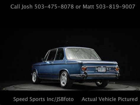 Bmw Dealers In Oregon by Buy Used 1972 Bmw 2002 Racing Dynamics Recaro Extensive
