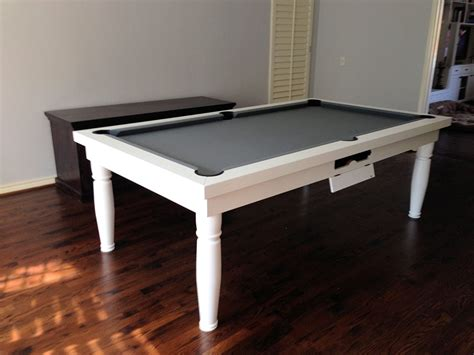 Dining Room Pool Table by Convertible Pool Tables Dining Room Pool Tables By