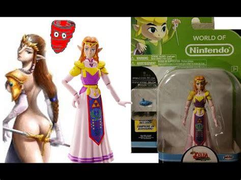 world of nintendo legend of princess 4 inch 2