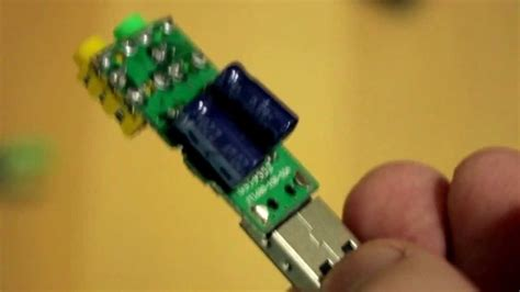 how to make a usb sound card how to fix cheap usb sound card