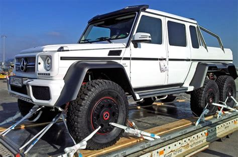mercedes 6 wheel pickup mercedes benz of lynnwood blog 6 wheel drive g63 amg