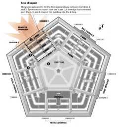 what actually hit the pentagon an apparently