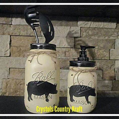 pig kitchen canisters best 25 pig kitchen ideas on pig stuff pig