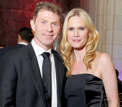 bobby flay wife stephanie march is quot terribly upset quot by bobby flay divorce