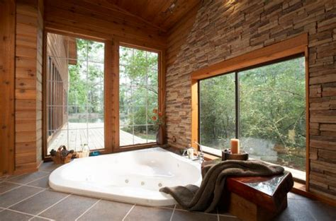 Master Bedroom And Bath Addition Floor Plans 15 beautiful bathrooms featuring sunken bathtubs