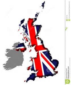 united kingdom map royalty free stock photos image 3421128