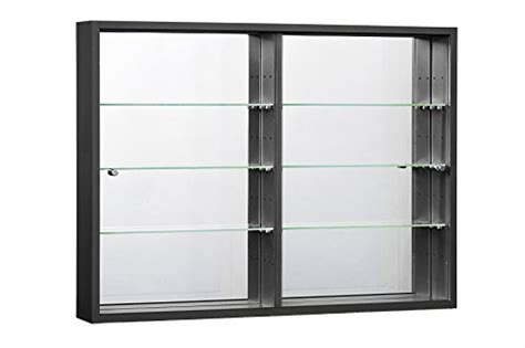 wall mounted cabinet with sliding doors retail display orbit pluswallmounted glass display