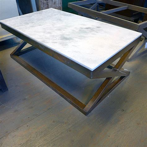 Coffee Tables Chicago Marble Top Coffee Table Nadeau Chicago